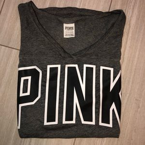 PINK Victoria's Secret Oversized Jersey T Shirt S